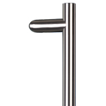 Madinoz Offset Round Stainless Steel Entry Pull Handles